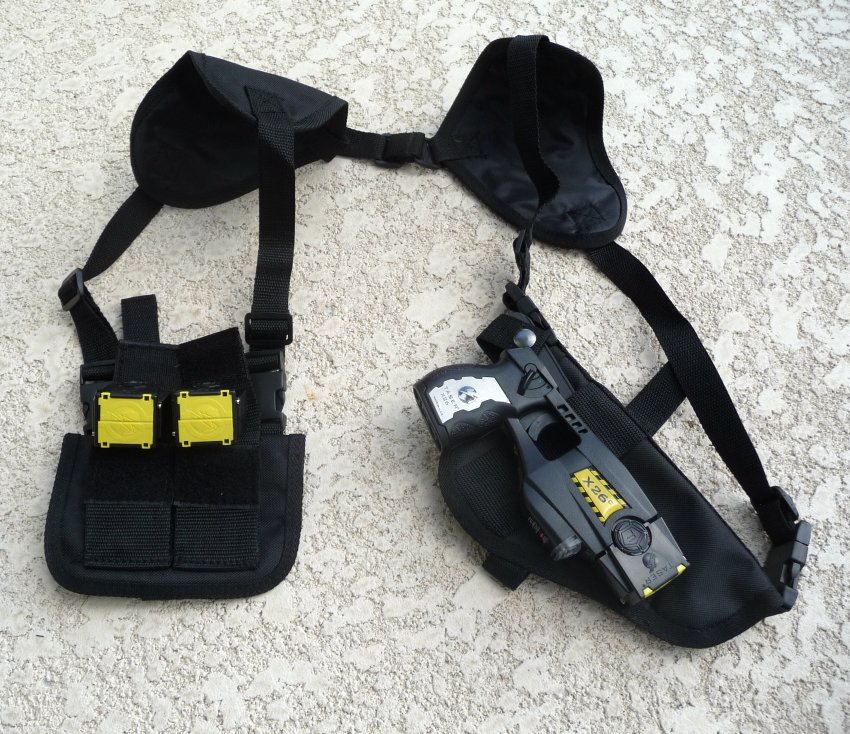 TASER X26 Shoulder Holster